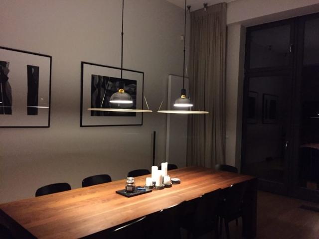 nowoczesne lampy warszawa